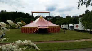 Circus Laluna, Projektzirkus für Kinder, Zirkus für Grundschulen BW3