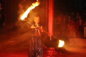 Circus für Schulkinder geeignet für Grundschulen ab 140 - 1000 Kinder